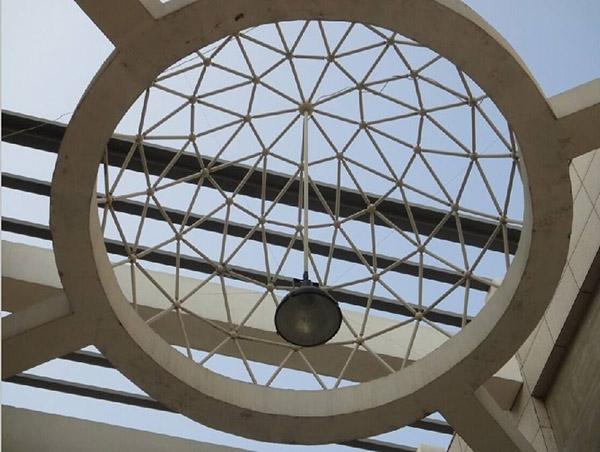 河南球形网架