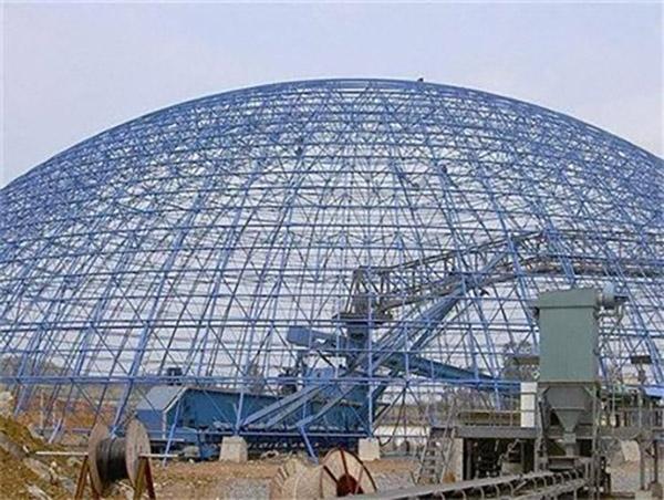 河南球形网架厂家